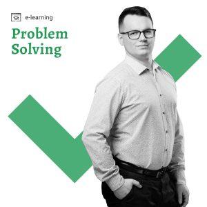 Okładka kursu problem solving